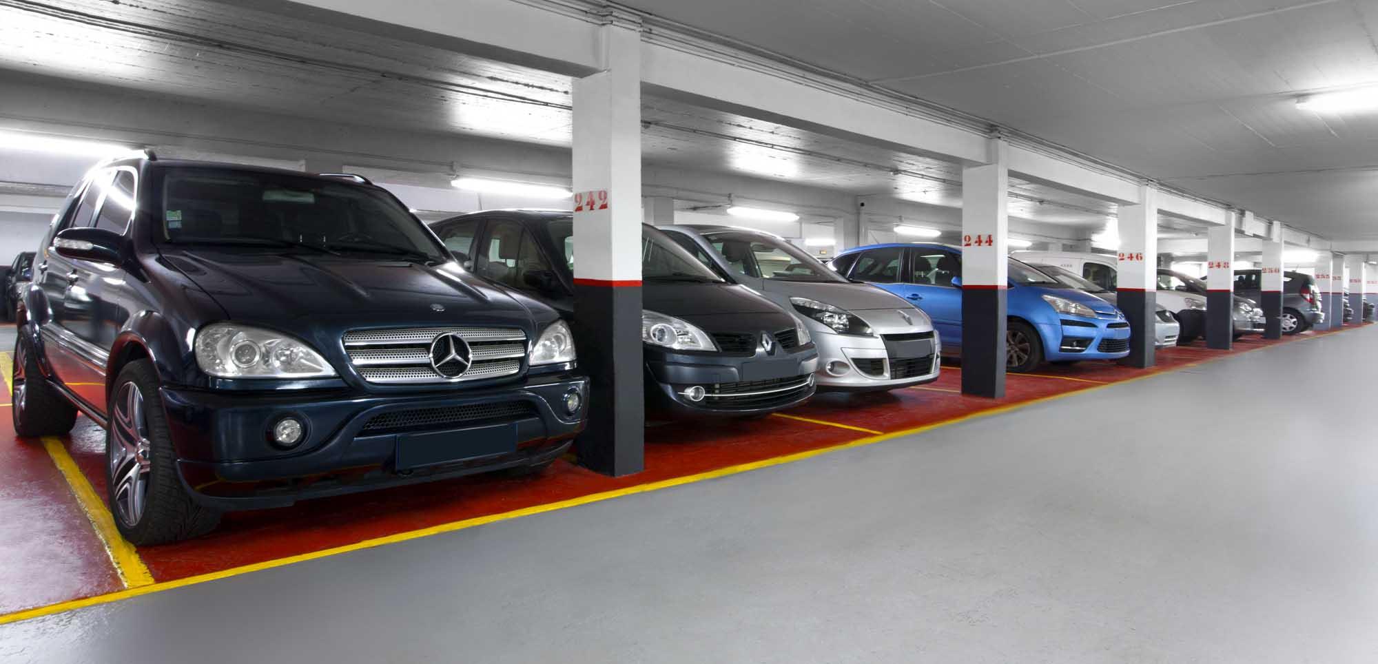 Trouver location parking Montpellier centre