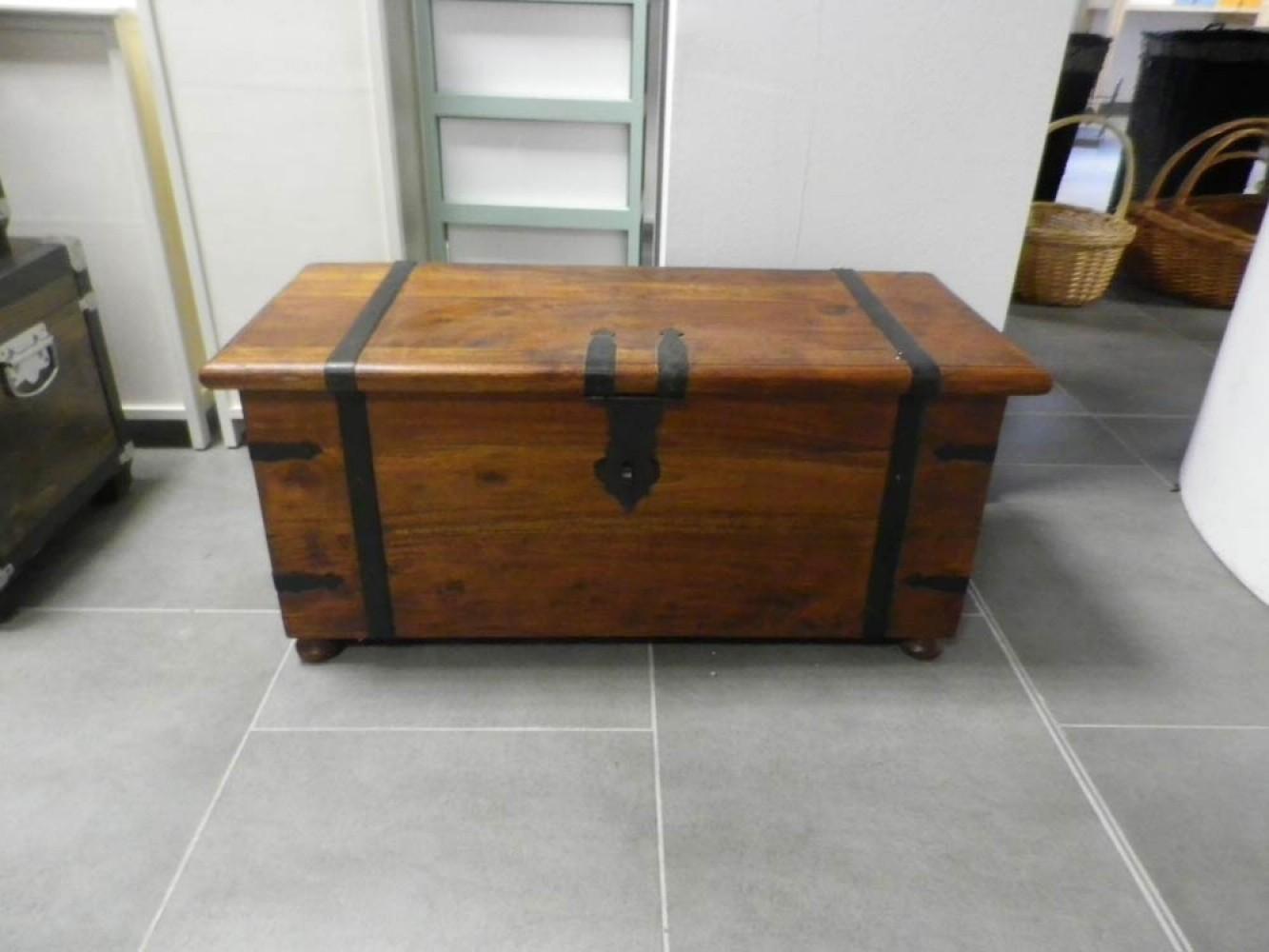 comment fabriquer un coffre en bois ?