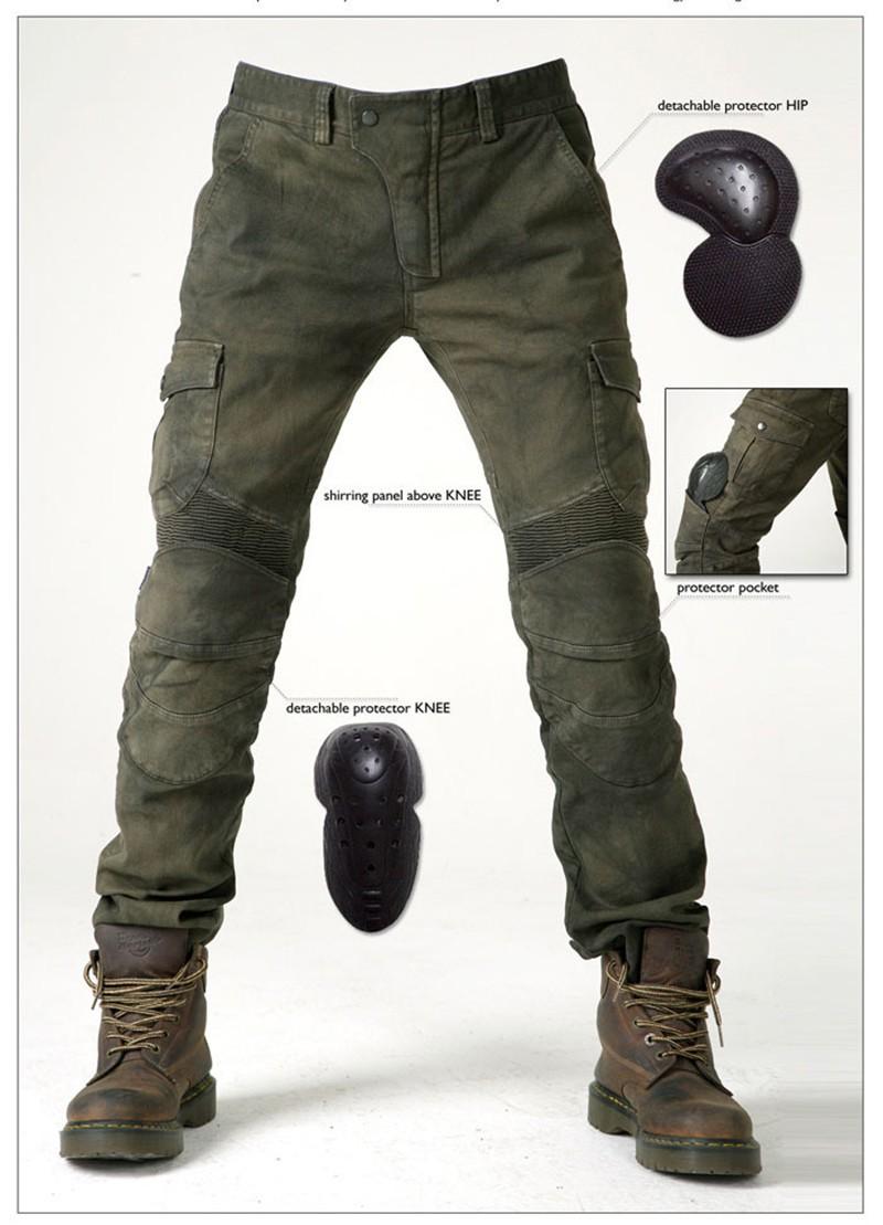 Pantalon moto : protégez-vous au maximum